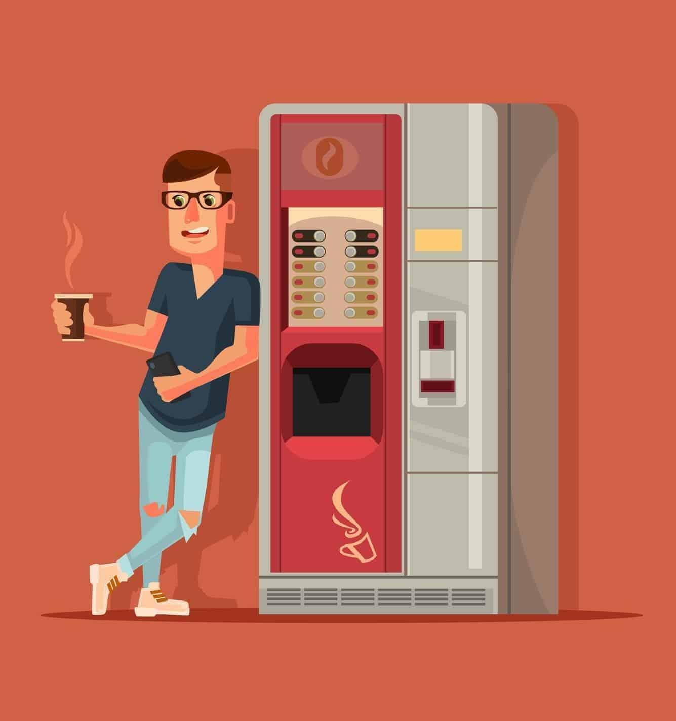 choix distributeur automatique