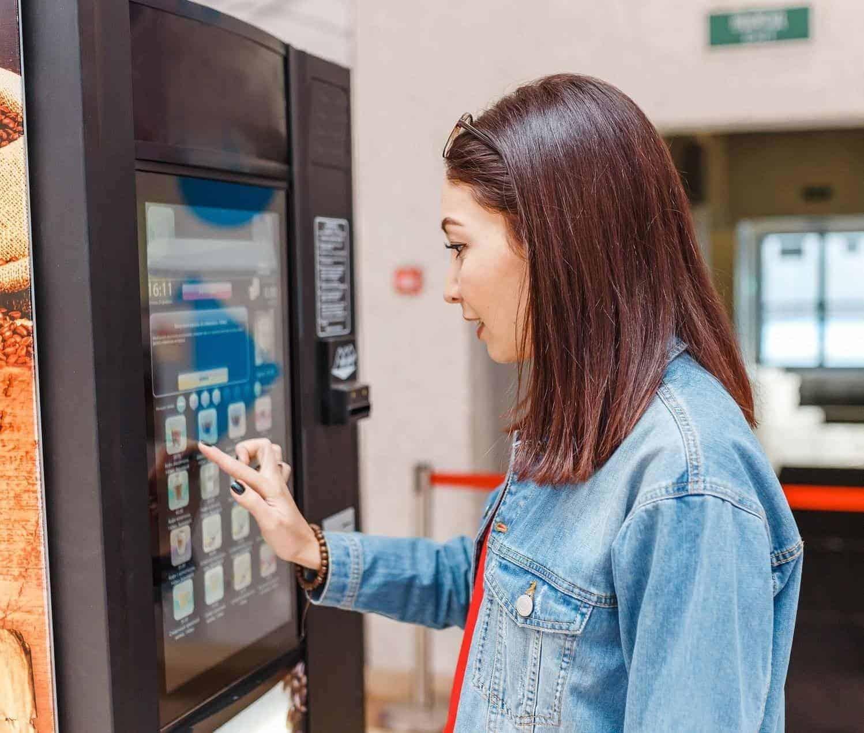 Distributeur automatique de boissons chaudes systemes